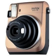 Купить Цифровой <b>фотоаппарат Fujifilm Instax Mini</b> 70 Gold купить ...