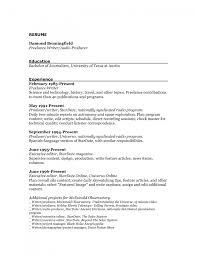 cover letter journalism resume sample journalism resume sample cover letter journalist resume sample alexa broadcast journalist samplejournalism resume sample large size