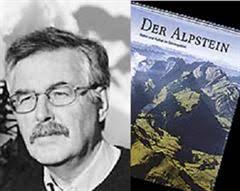 Hans Büchler bekommt den Anerkennungspreis. - 77442-buechler