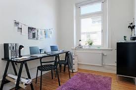 view in gallery apartment home office