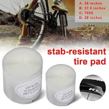 Tires Sporting Goods <b>2pcs Bicycle Tire Liner</b> MTB Bike Anti ...