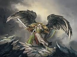 Resultado de imagen de angeles oscuros warhammer