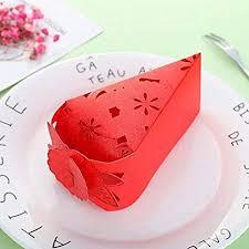 Generic Popular 10 Pcs <b>European</b> Style Sweet Hot Triangle Cake ...