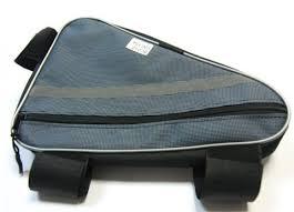 <b>Велосумка</b> под раму <b>Alpine Bags</b> маленькая (Тёмно-Серый) в ...