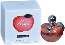 Buy <b>Nina Ricci Les Belles</b> De Nina (Apple) Eau de Toilette - 80 ml ...