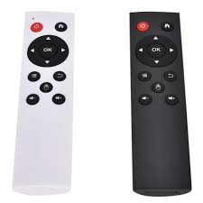 <b>2.4G Wireless Remote</b> Control Keyboard Air Mouse For Android TV ...