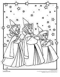 Small Picture Sleeping Beauty Coloring Pages Disneys Sleeping Beauty Fairy