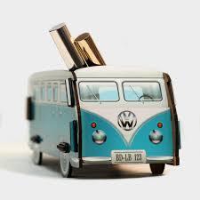 <b>VW</b> Camper Blue | <b>Настольный</b> офисный <b>органайзер</b> для для ...