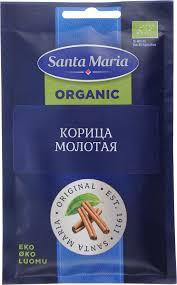 <b>Santa</b> Maria <b>Корица молотая</b> Органик, 17 г — купить в интернет ...
