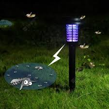 SYJF 160 Outdoor Mosquito Repellent Lamp Black Other <b>Solar</b> ...