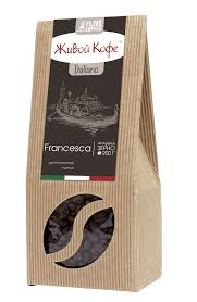 <b>Живой Кофе темной</b> обжарки Francesca. Цена, доставка по ...