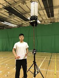 <b>Badminton</b> Shuttlecock Feeder UK | Battery 10% Discount Offer