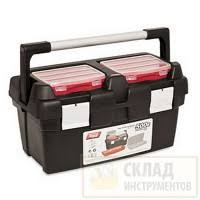 Ящик для инструментов 600*305*295 мм, <b>поддон</b> + 2 съемных ...