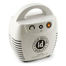 <b>Ингалятор Little Doctor LD-211C</b> компрессорный, белый — купить ...