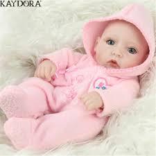 KAYDORA Baby Dolls Toy Mini Realistic Baby Reborn Dolls For <b>Girl</b> ...
