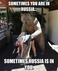 In Russia memes | quickmeme via Relatably.com