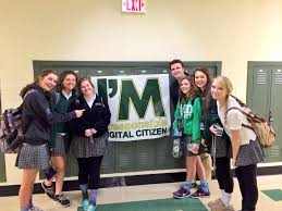 talk tech me a collection of ideas and thoughts on to celebrate its first ever digital citizenship day mcnick staff posted photos all day