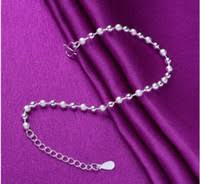 Simple Silver <b>Anklets</b> Canada
