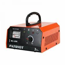 Зарядное <b>устройство PATRIOT BCI-20M</b> – купить в Москве, цена ...