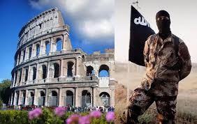 Image result for isis rome