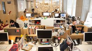 startup advertising agency office