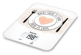 <b>Весы кухонные BEURER</b> KS19 Love - купить во Владикавказе в ...