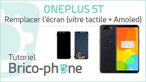 Tutoriel <b>OnePlus</b> 5T : remplacer l'écran (vitre tactile + afficheur ...