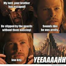 25 Funniest Thor & Loki Pictures | SMOSH via Relatably.com