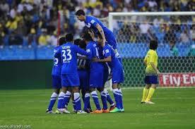 الهلال يحقق الفوز النصر ديربي