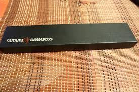 Обзор от покупателя на <b>Нож для нарезки Samura</b> DAMASCUS ...
