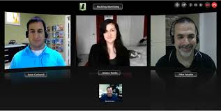 Skype Conference