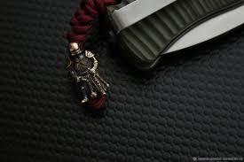 <b>Бусина для темляка</b> рыцарь – заказать на Ярмарке Мастеров ...