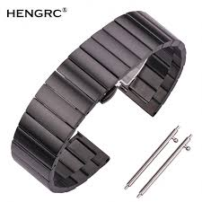 <b>High Quality Stainless Steel</b> Watchbands Bracelet 16mm 18mm ...