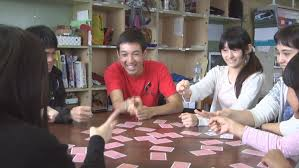 schools a haven for kids who can t fit in the times alternative learning students play cards at the tokyo shure school in kita ward last