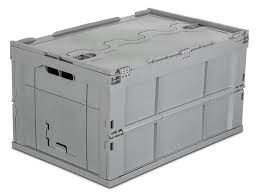 <b>Collapsible Plastic Storage Crate</b> | MI-908 – Mount-It!