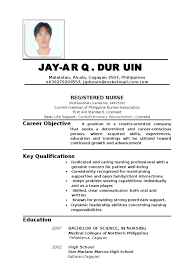 resume for nurses no experience resume writing resume examples resume for nurses no experience nursing resume templates resume templates for resume updated abroad