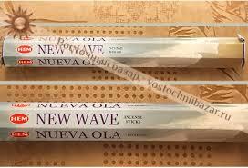 <b>Аромапалочки</b> HEM <b>Новая волна</b>