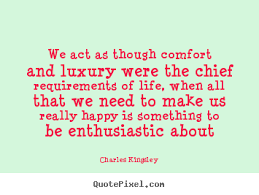 Charles Kingsley Quotes - Inspirations.in