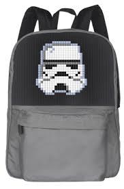 Ufo People Рюкзак Classic <b>school pixel</b> backpack <b>WY</b>-A013 ...