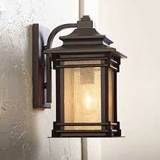Outdoor Lighting Fixtures - Porch, Patio & Exterior Light Fixtures ...