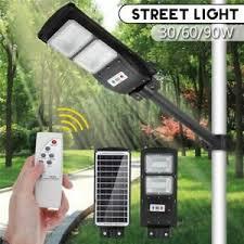 Yard, Garden & Outdoor Living 120W/160W <b>360LED Solar</b> Street ...