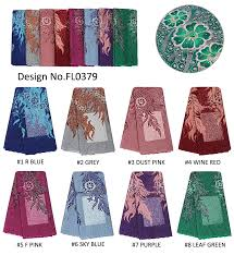 Bestway Wholesale Wine <b>Red</b> African <b>French Tulle Lace</b> Fabric For ...