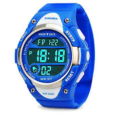 <b>SKMEI Boys</b> Digital <b>Watches</b>, <b>Kids</b> Sports <b>Watch</b> with Alarm, Outdoor ...