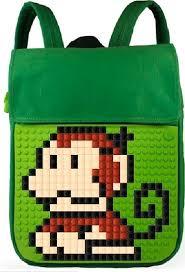 <b>Рюкзак</b> Upixel Пиксельный <b>рюкзак Canvas</b> Top Lid pixel <b>Backpack</b> ...