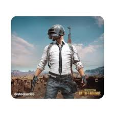 <b>SteelSeries QcK+ Pubg Miramar</b> Edition Mouse Pad