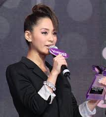 chinese popular star  gillian chung