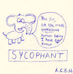 Images & Illustrations of Sycophant