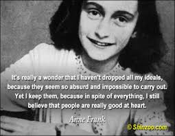 27 Heartwarming Quotes by Anne Frank That Will Touch Even the ...