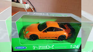 <b>Модель Porsche</b> 911 (997) GT3 RS <b>Welly</b> 1-24 купить в ...