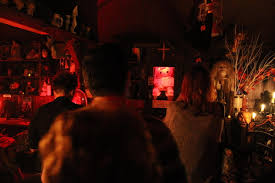 the haunted annabelle doll of horror movies is real and she s the haunted annabelle doll of horror movies is real and she s in connecticut